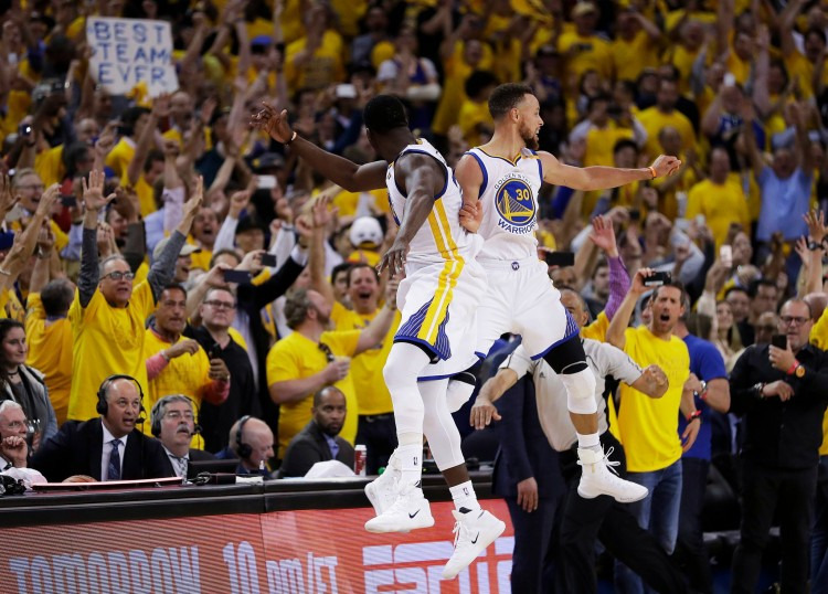 Golden State's Steph Curry is one of the global stars creating interest in the sport.