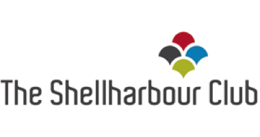 The Shellharbour Club logo